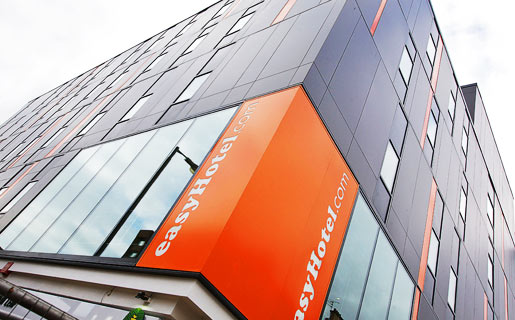 New easyHotel for Chester